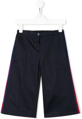 Gucci Kids Wide Leg Trousers