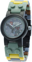 Lego Star Wars Boba Fett Kids Watch with Mini Figure
