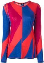 Proenza Schouler geometric print T-shirt