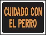 Hy-ko Spanish Sign 9 X 12