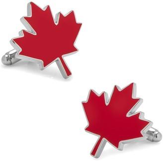 Cufflinks Inc. Maple Leaf Cuff Links