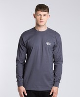 Stussy Basic Long Sleeve T-Shirt