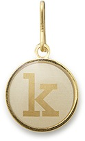 Alex and Ani Initial K Necklace Charm