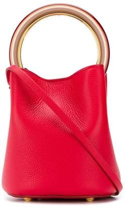 Marni soft cross-body leather bag