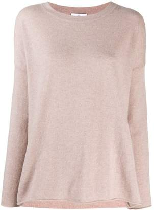 Allude long sleeve jumper