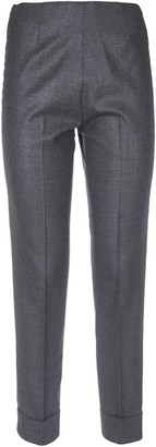Peserico Lame Grey Trousers