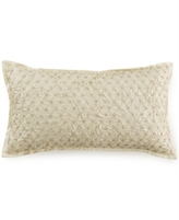 "Hotel Collection Finest Lancel 12"" x 22"" Decorative Pillow"