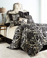 Sweet Dreams Verona King Damask Chenille Duvet Cover