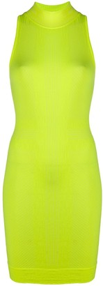 Nike Mock Neck Jersey Dress