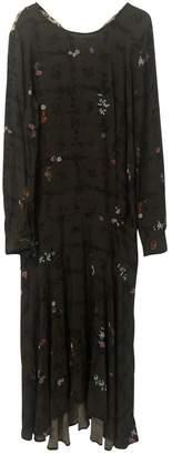 Preen Khaki Cotton Dresses