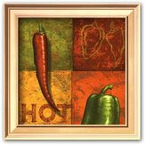 "Art.com Chili III"" Framed Art Print by Delphine Corbin"