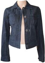 Prada Blue Denim - Jeans Leather jackets