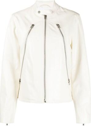 MM6 MAISON MARGIELA Zip Detail Jacket