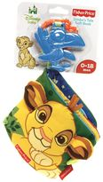 Fisher-Price Disney Lion King Baby Simba's Tale Soft Book by
