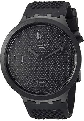 Swatch Big Bold Black - SO27B100