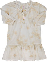 Zimmermann Tropicale Cotton Embroidered Dress