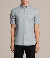 Allsaints Redondo Half Sleeved Shirt
