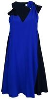 Sonia Rykiel Sonia By colour block dress