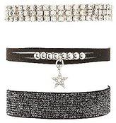 Charlotte Russe Embellished Layering Bracelets - 3 Pack