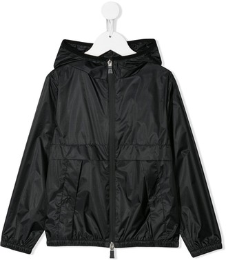 Herno Hooded Shell Jacket