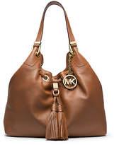 Michael Kors Camden Large Leather Shoulder Bag