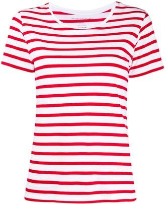 Majestic Filatures striped cotton T-shirt