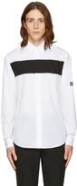 McQ by Alexander McQueen White Shields Pop Shirt