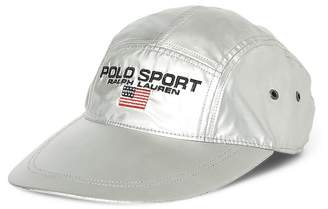 Ralph Lauren Limited-Edition Metallic Cap