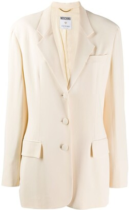Moschino Pre-Owned 1990's Tailored Blazer