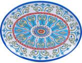 Certified International Melamine Tuscany Oval Platter
