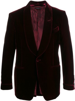 Tom Ford Silk Velvet Blazer