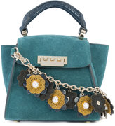 Zac Posen embellished mini tote