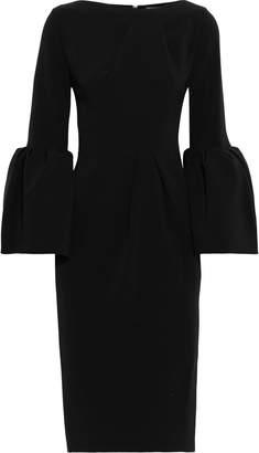 Roksanda Margot Fluted Stretch-cady Dress