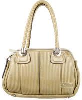 Chloé Patent Heloise Bowler Bag