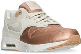Nike Women's Air Max 1 Ultra Essentials SE Running Sneakers from Finish Line