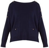 Vanessa Bruno Goupil wool and cashmere-blend sweater