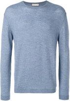 Etro classic crew neck sweater - men - Wool - M