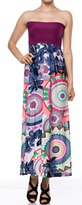 Apparel Sense A.Sense Pucci Print Long Maxi Skirt/Tube Dress