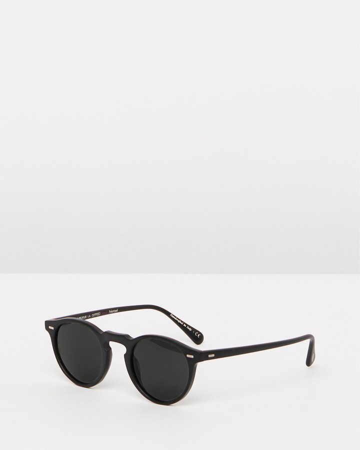 Oliver Peoples Gregory Peck Sun Polarised