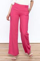 Jenn Pink Wide Leg Pants