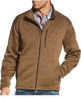 Ariat Men's Caldwell Full Zip Sweater