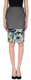 D&G Knee length skirts