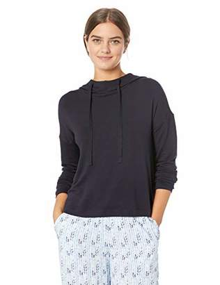 Mae Amazon Brand Women's Standard Supersoft French Terry Lounge Hoodie