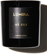 N. No 352 - Leather and Cedar Scented Candle, 300g