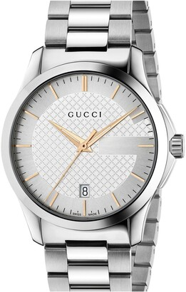 Gucci 'G Timeless' Bracelet Watch, 38mm