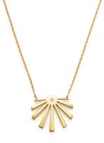Jennifer Zeuner Jewelry Cali Pendant Necklace