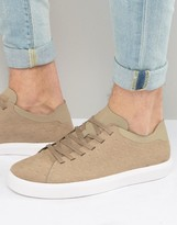 Native Monaco Low Trainers