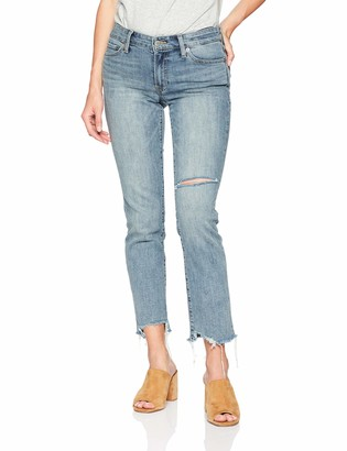 Lucky Brand Women's MID Rise Sweet Straight Jean in AIRVIEW 32