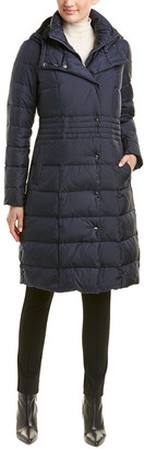 Cole Haan Long Down Coat
