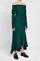 Paco Rabanne Virgin Wool Dress
